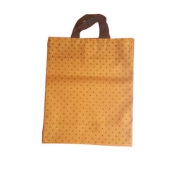 Printed Synthetic Bags, For Shopping, Capacity: 10-15 Kg