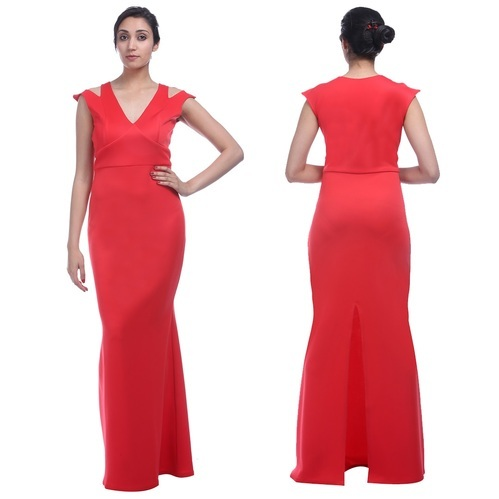 b979477147c53 Stock Lot Western Gowns - One Piece Gown Dresses Wholesale Trader ...