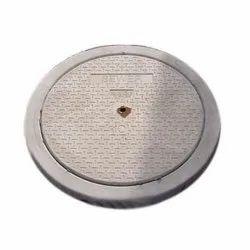 Round Manhole Drain Cover