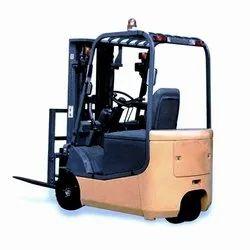 Diesel Engine Operated Forklift