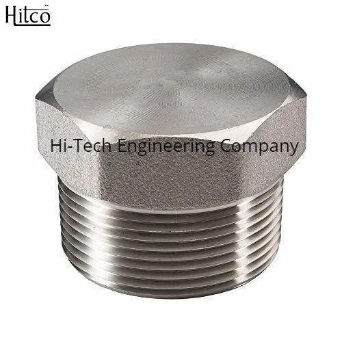 SS Hex Plug