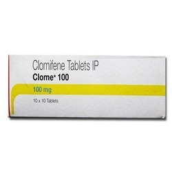 Clome 100 Tablet