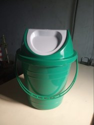 40L Dustbin with Swing Lid