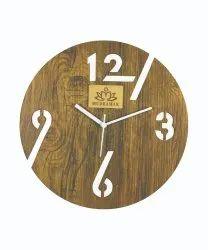 Wooden Wall Mounted Clocks
