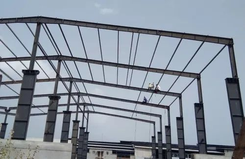 Steel Prefabricated Shed for Industrial