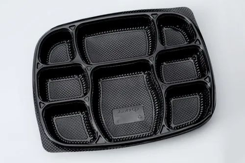 Meal Tray With Lid