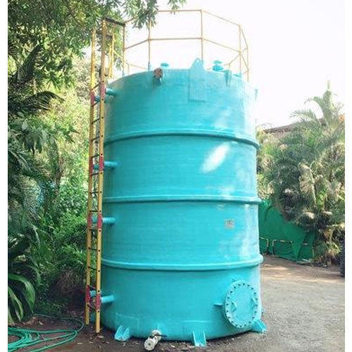 Pp Frp Tank, Chemical Reactors And Process Tanks   Sonal Engineering ...