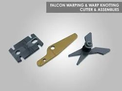 Warping & Warp Knotting Cutter & Assemblies