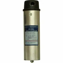 Epoxy Three Phase Trinity TRICAP ND-R/ND-S Normal Duty Power Capacitor