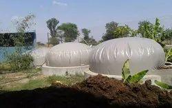25 CMD Biogas Plant For 500 Kg Biowaste Daily