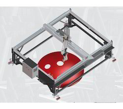 5-Axis Portable CNC Cutting and Welding Machine
