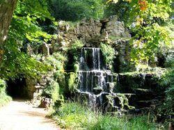 Artificial Cascade Waterfall
