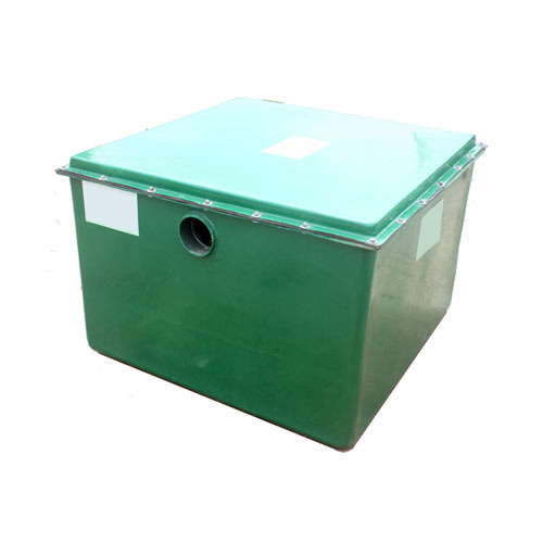 Industrial FRP Bio Digester Tank