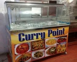 Curry Display Counter
