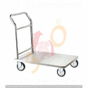 Push And Pull Trolley, Capacity: 270 Kg