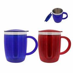 Transparent SS Travel Mug