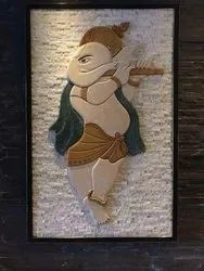Stone Decorative Wall Murals, For Home, Hotel, Size: 72x48