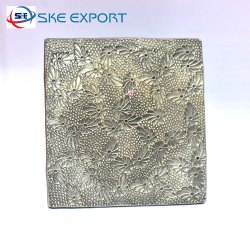 Iron Flat Engraving Jewelry Taxture Plate