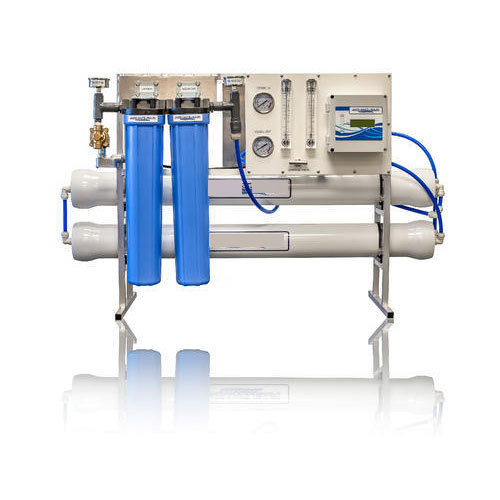 Automatic SS Commercial Reverse Osmosis System, Ultra Filtration Plant