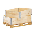 Euro Standard Wooden Box