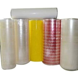 BOPP Tape Making Raw Material, 38-48 Mic, Packaging Type: Roll