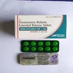 Fluvoxamine Extended Release Tablet