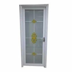 Designer Aluminium Glass Door