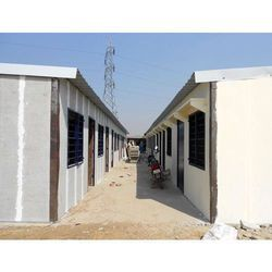 Prefabricated Labor Quarters