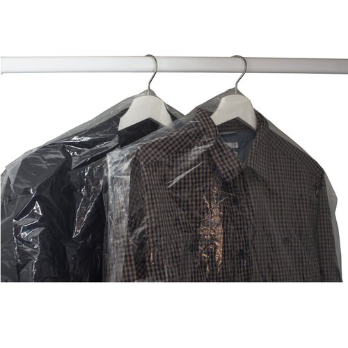 Polypropylene Plain Dry Cleaning Poly