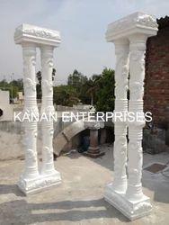 Wedding pillar manufacturers suppliers wholesalers wedding pillars junglespirit Choice Image