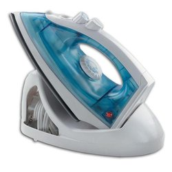 Cordless Electrical Iron, Warranty: 1 Year, Type: Steam Iron