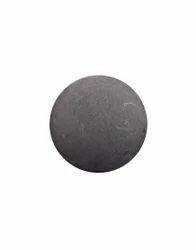 Grey Color Shank Coat Button