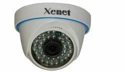 Xenet XN-7203HID Analog High Defination Dome Camera