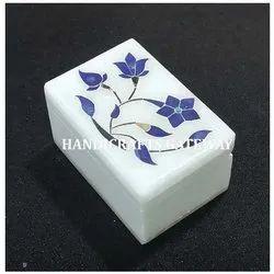 Beautiful Marble Inlaid Box