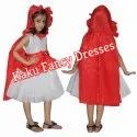 Kids Red Riding Hood Costume