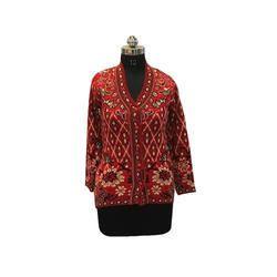 Stylish Woolen Cardigan