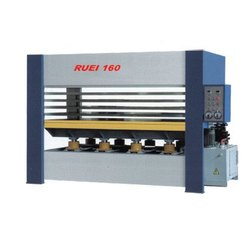 160T Hydraulic Hot Press