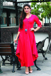 FULL LENGTH GOWN STYLE KURTI