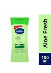 Vaseline Aloe Fresh Body Lotion 100ml