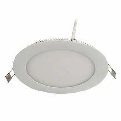 25 W Ceramic Round LED Panel Light, IP Rating: 33