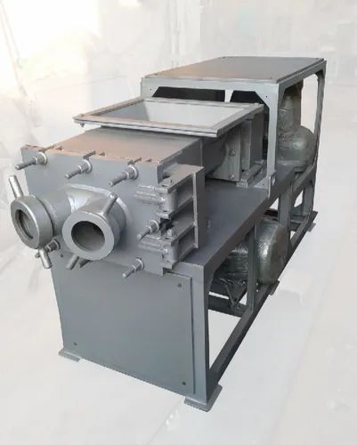 Duplex Vacuum Plodder Machine
