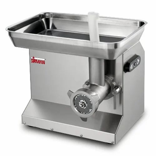 Sirman 220 Volt Meat Mincer Capacity 20 Kg Per Day Model Name Number Tc 22 Id 21136465962
