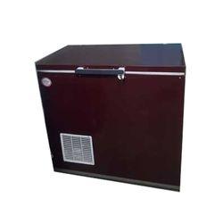 Stainless Steel Electric Single Door Deep Freezer, Capacity: 85 Liter