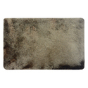 Polyester Brown Washable Shaggy Mats, Mat Size: 40x60cm