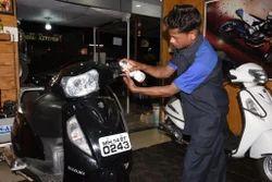 Mopped Bikes Regular Premium Repairing Services