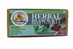 Herbal Block Printing Kit