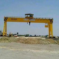 75-10 Ton Heavy Duty Gantry Crane