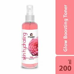 Skin Hydrating Rose Glow Boosting Toner (For All Skin Types) 200ml by Keya Seth Aromatherapy
