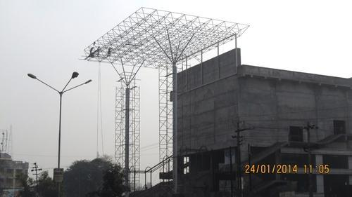 Mild Steel Skylight Space Frames For Mall Roofs, Rs 350 /square feet ...