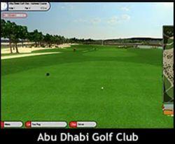 Abu Dhabi Golf Club Course